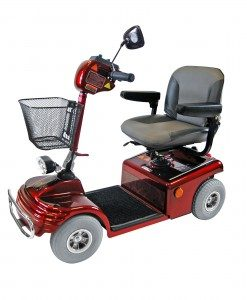Mobility Scooter Hire midlarge