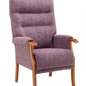 Orwell Fireside Chair